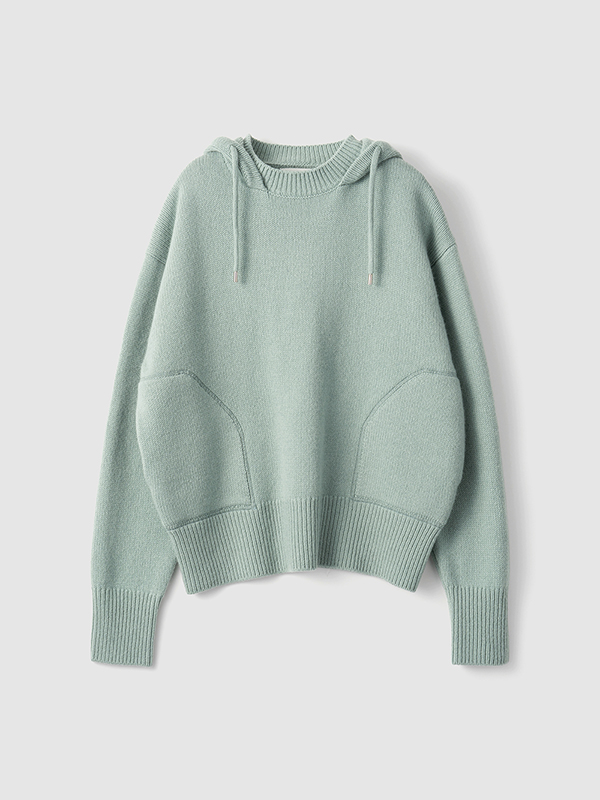 Knit Parka