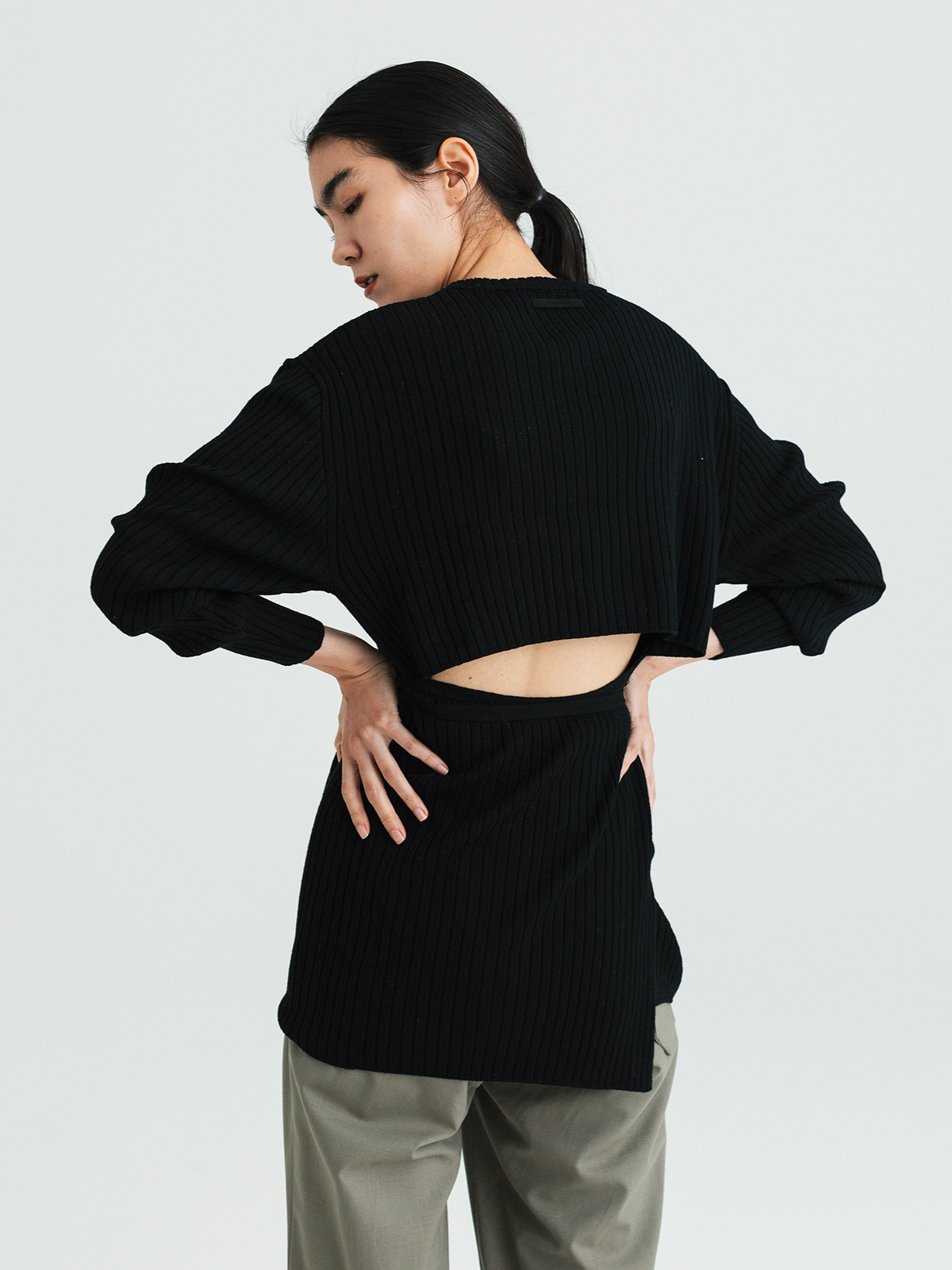 Wrap Pulloverのサムネイル9