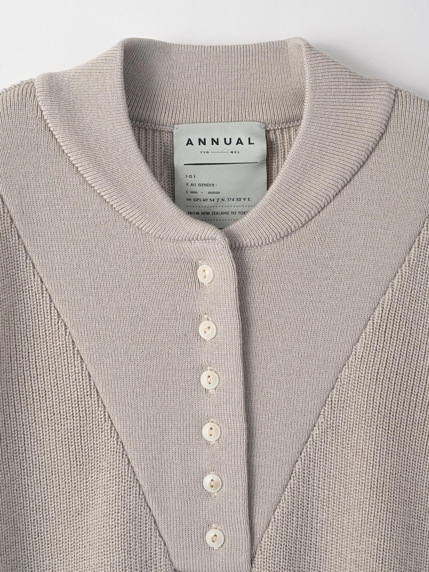 【予約】Military sweaterのサムネイル5