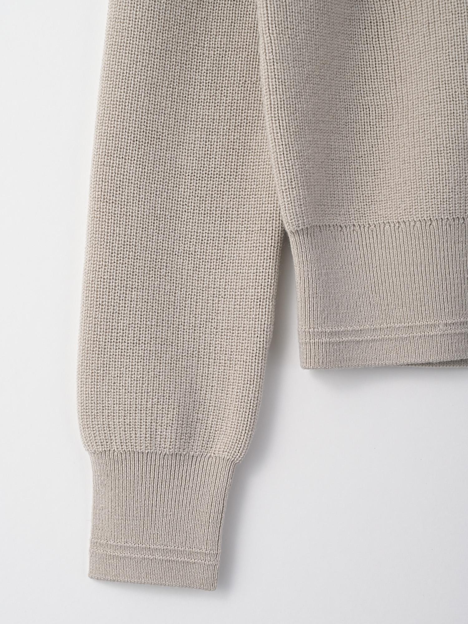 【予約】Military sweaterのサムネイル6
