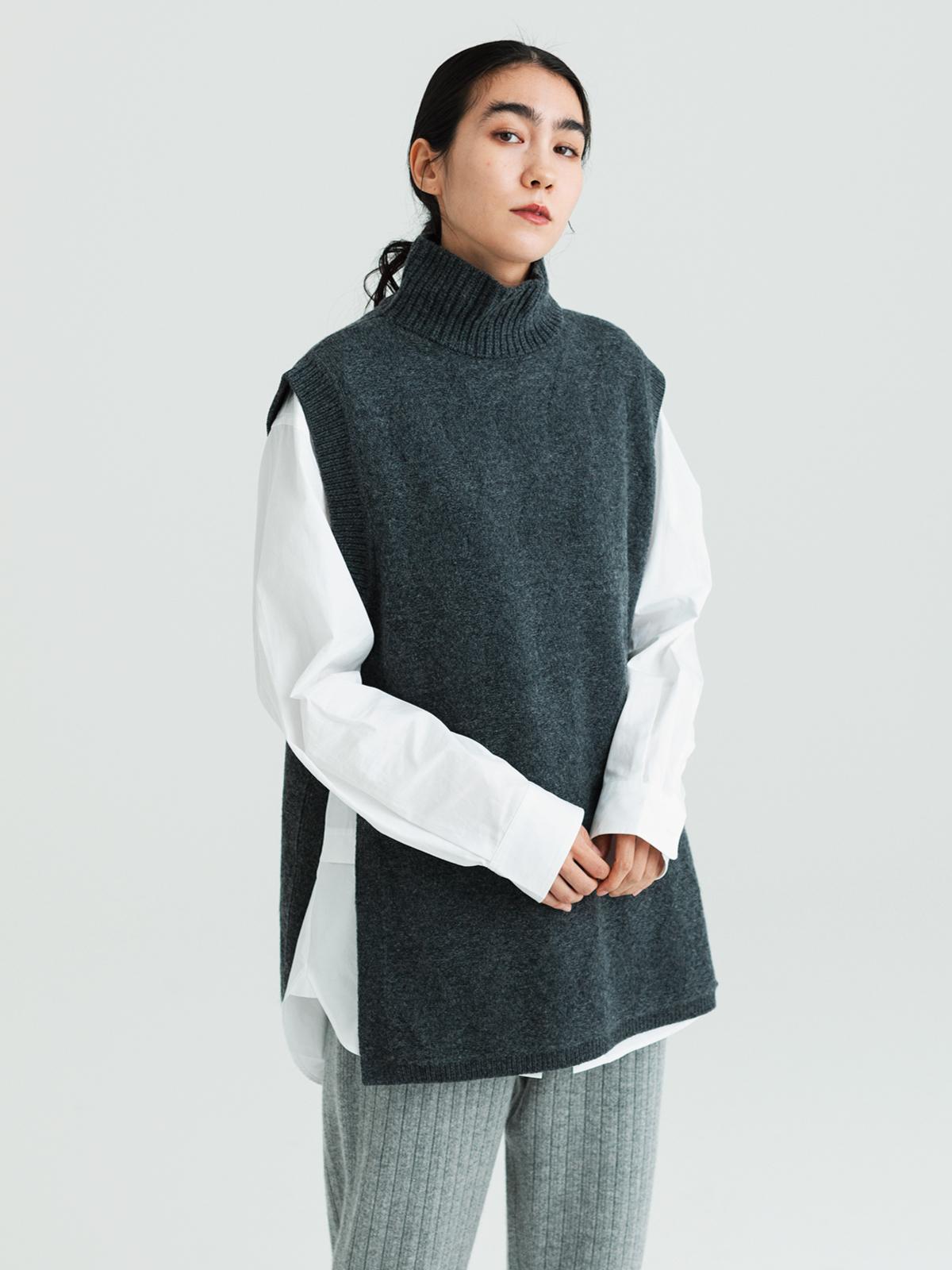 【予約】Argyle vestのサムネイル5