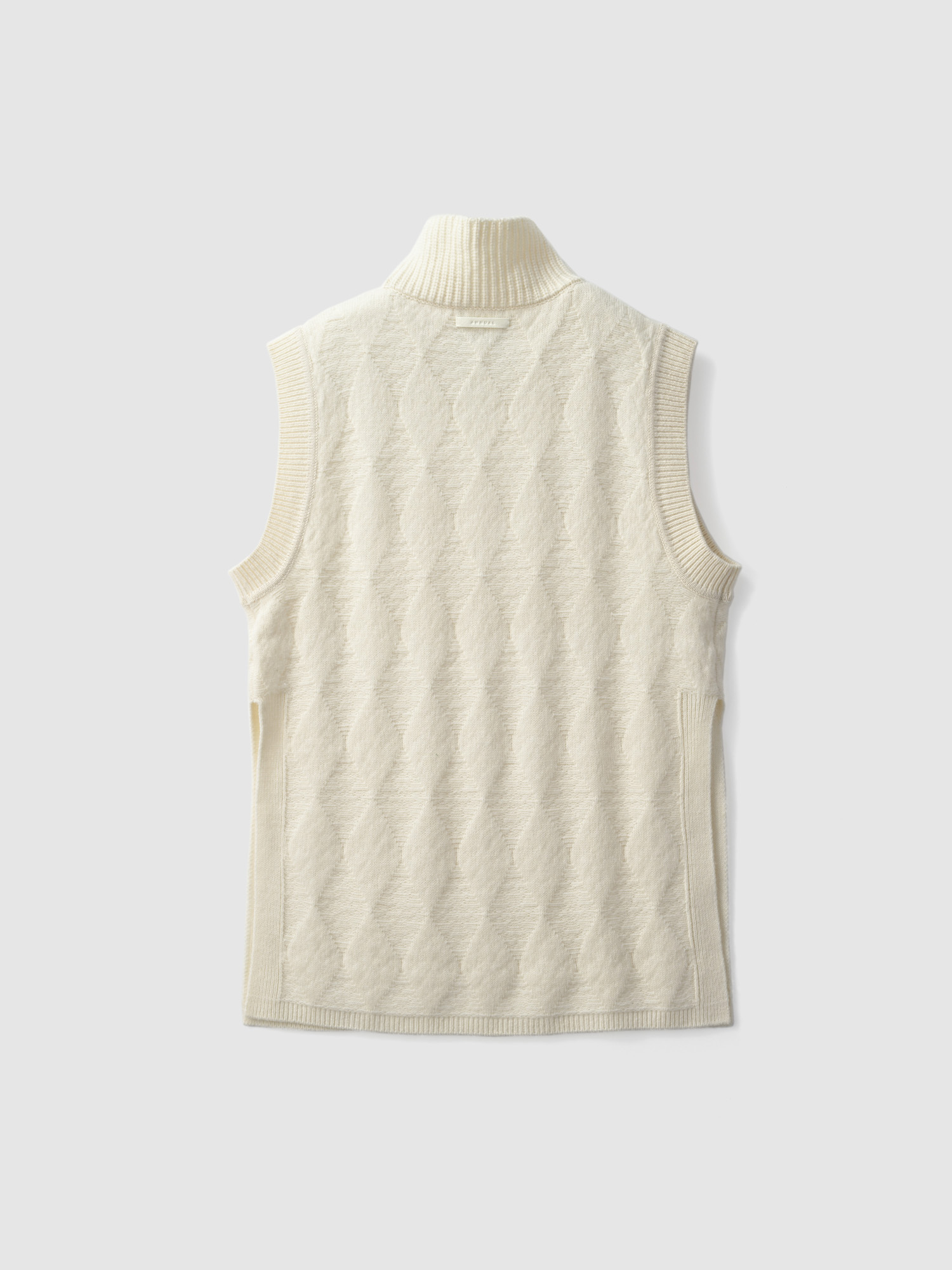 【予約】Argyle vestのサムネイル6