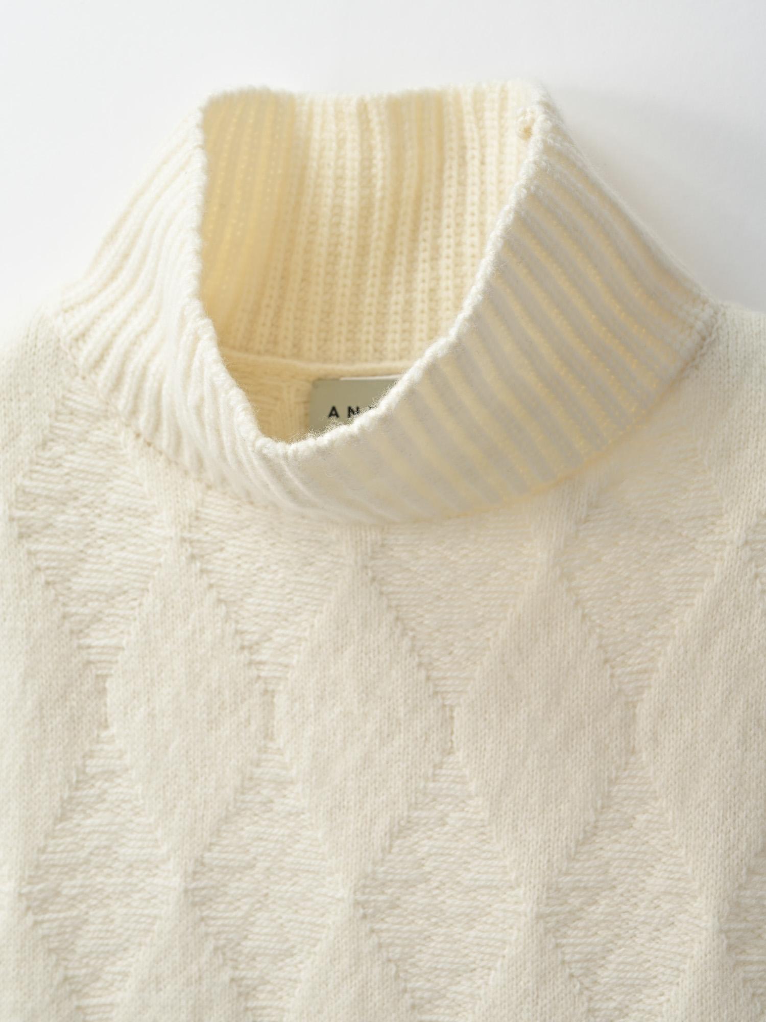 【予約】Argyle vestのサムネイル7