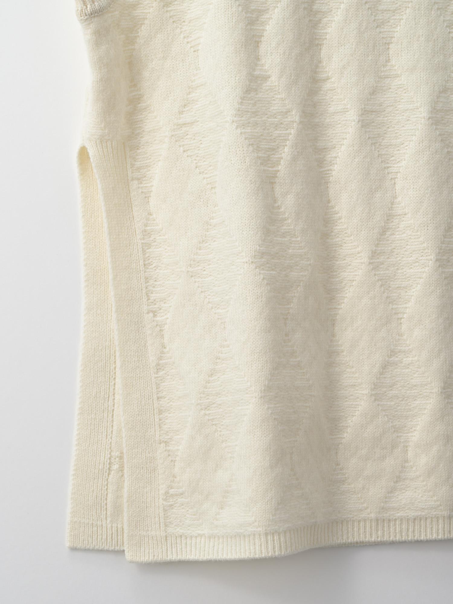 【予約】Argyle vestのサムネイル8