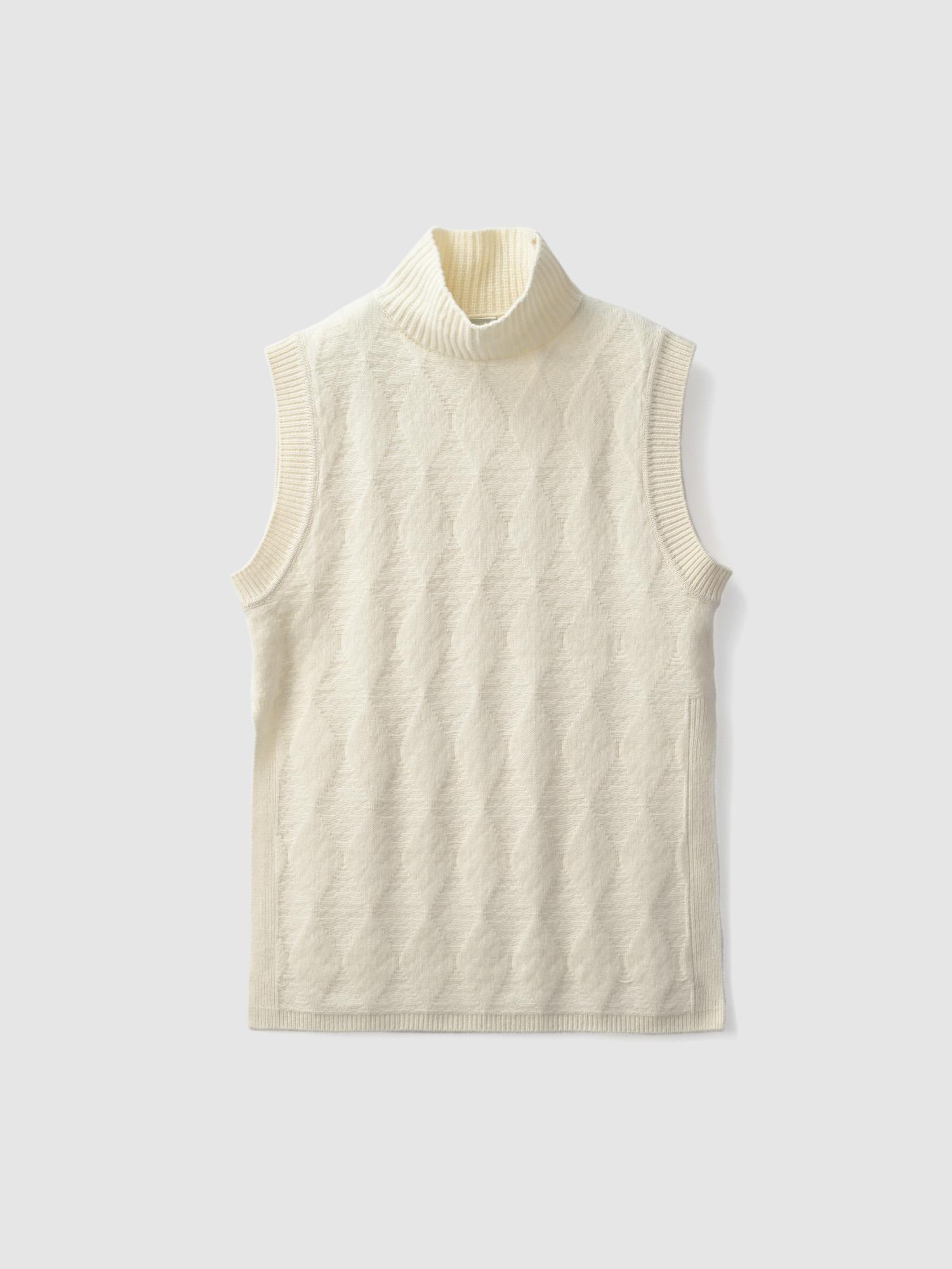 【予約】Argyle vestのサムネイル0