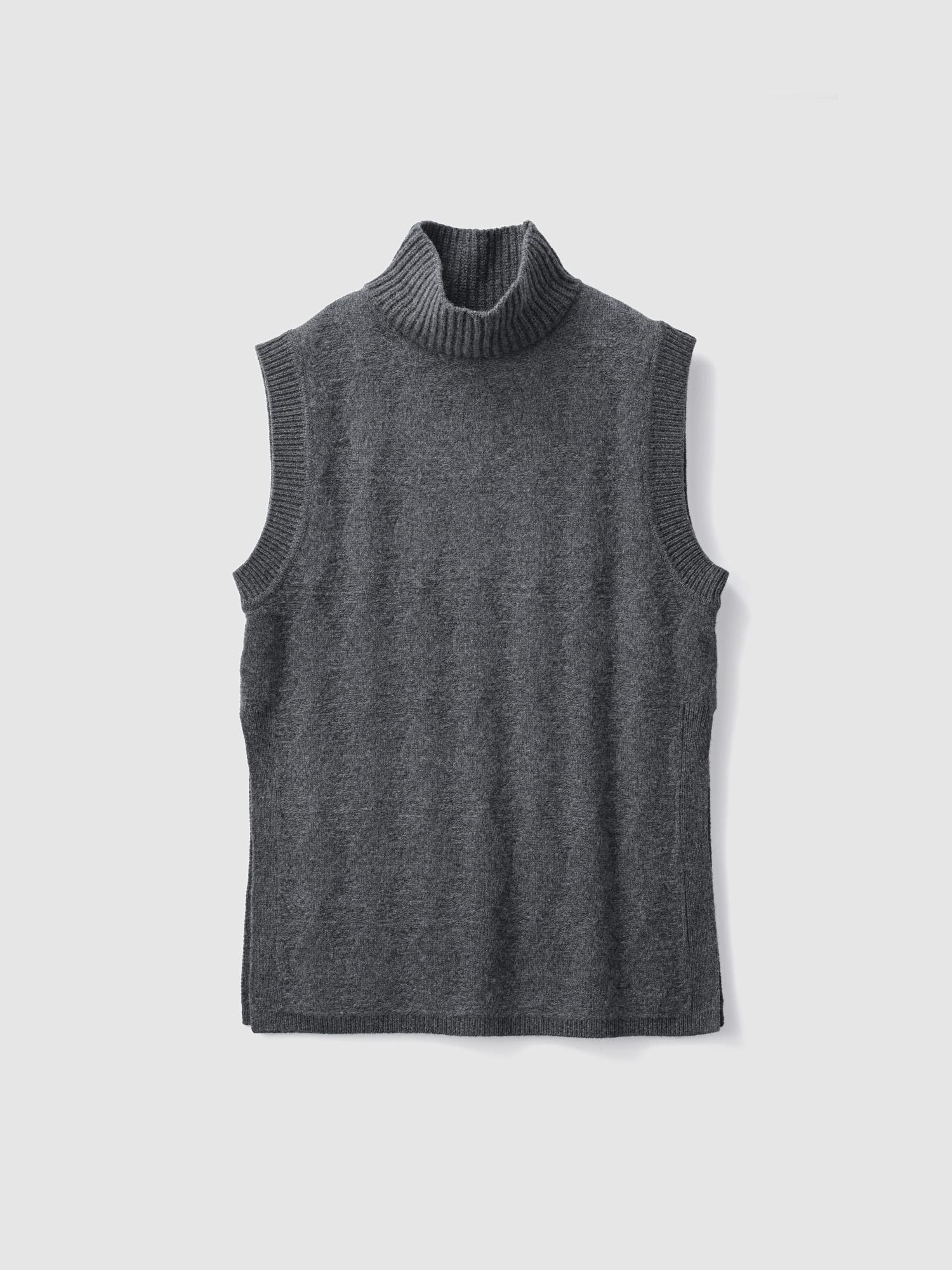 【予約】Argyle vestのサムネイル1