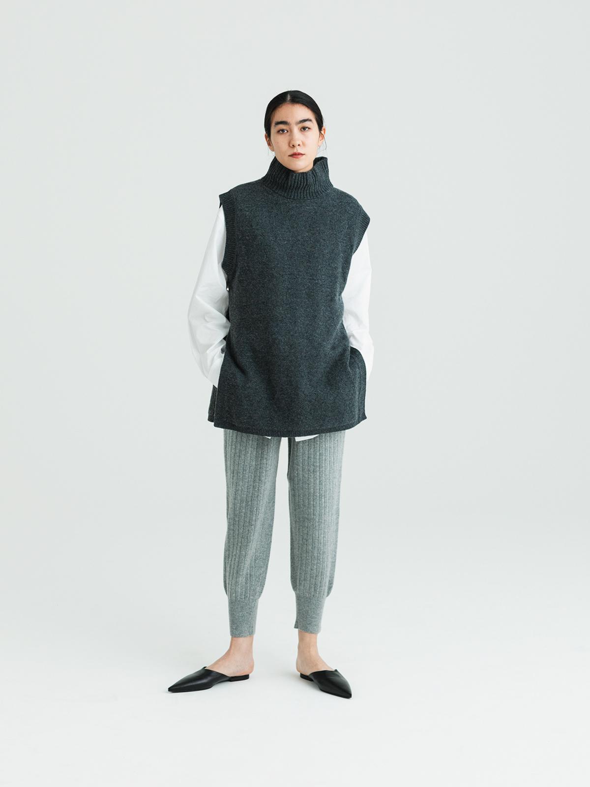 【予約】Argyle vestのサムネイル4