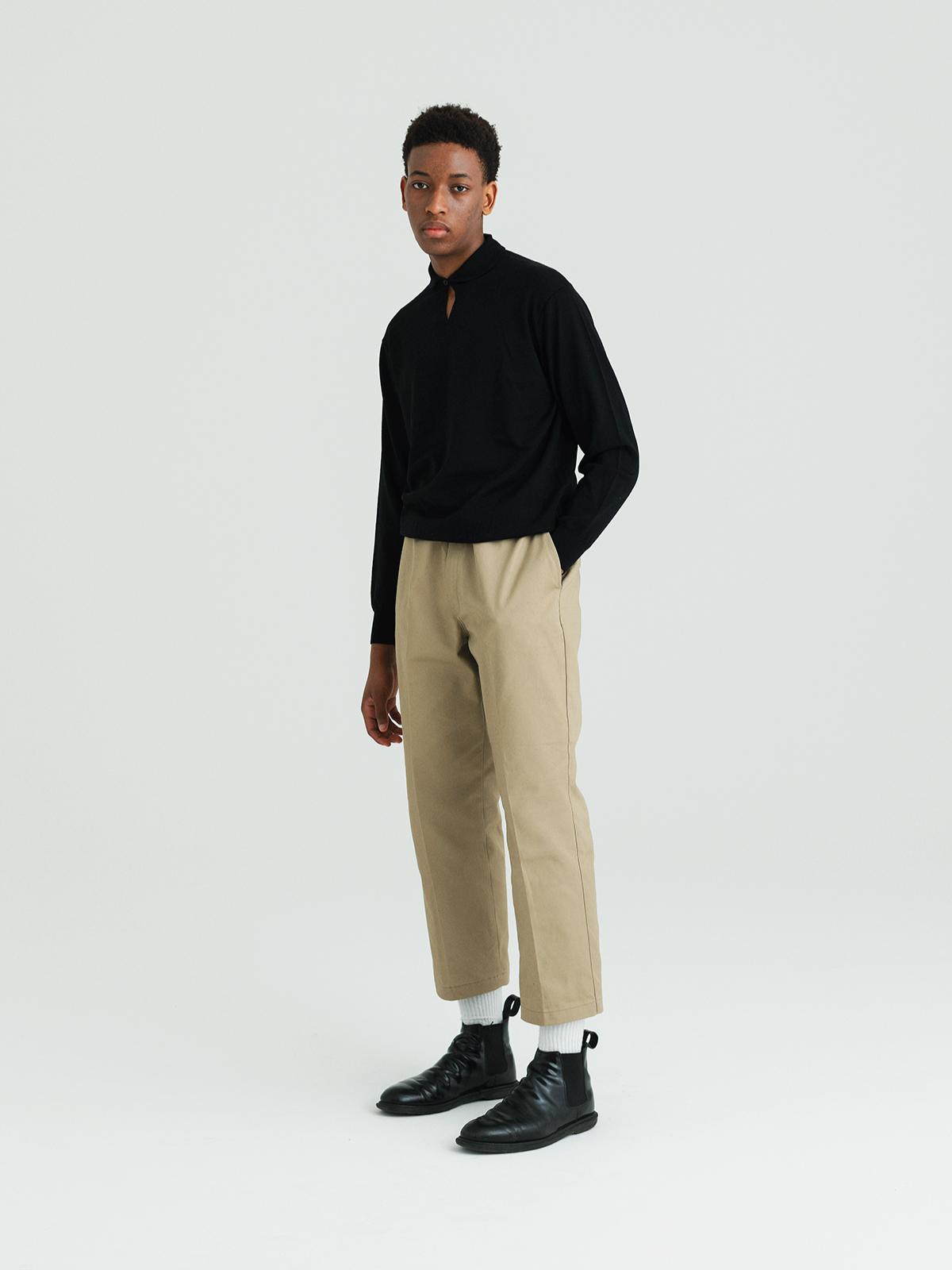 【予約】Smock knit shirtsのサムネイル5