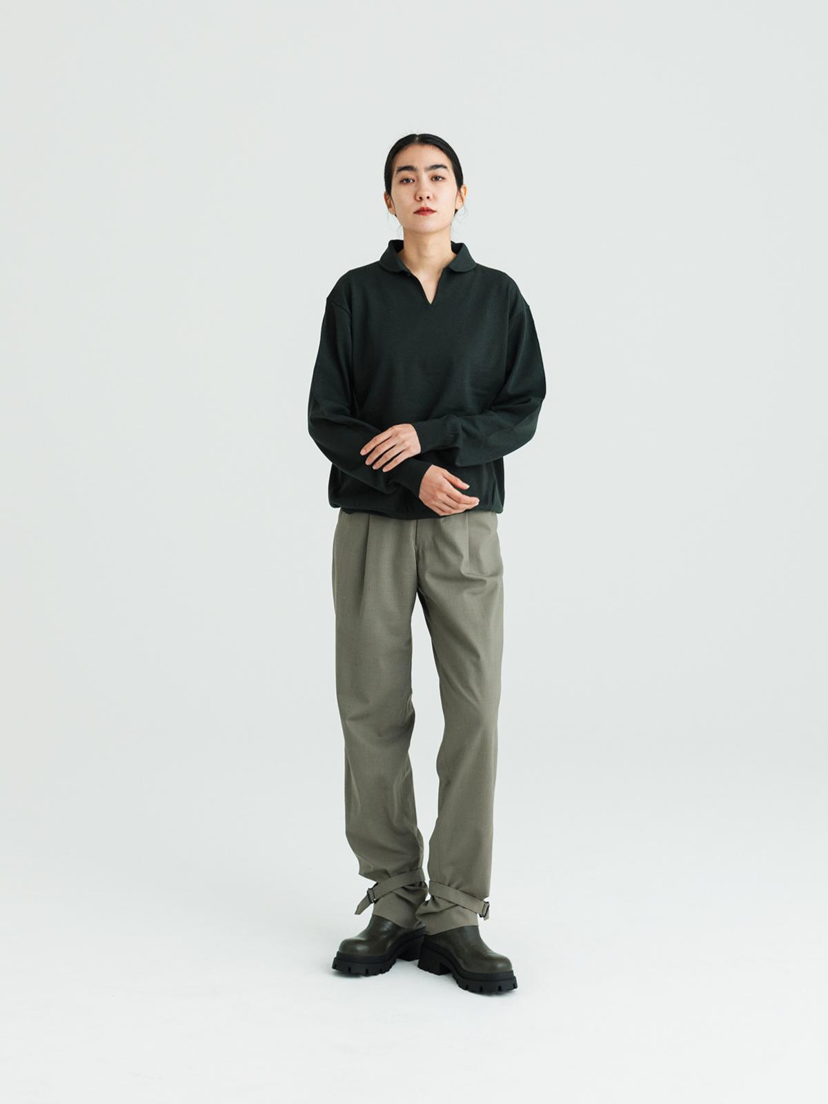 【予約】Smock knit shirtsのサムネイル3