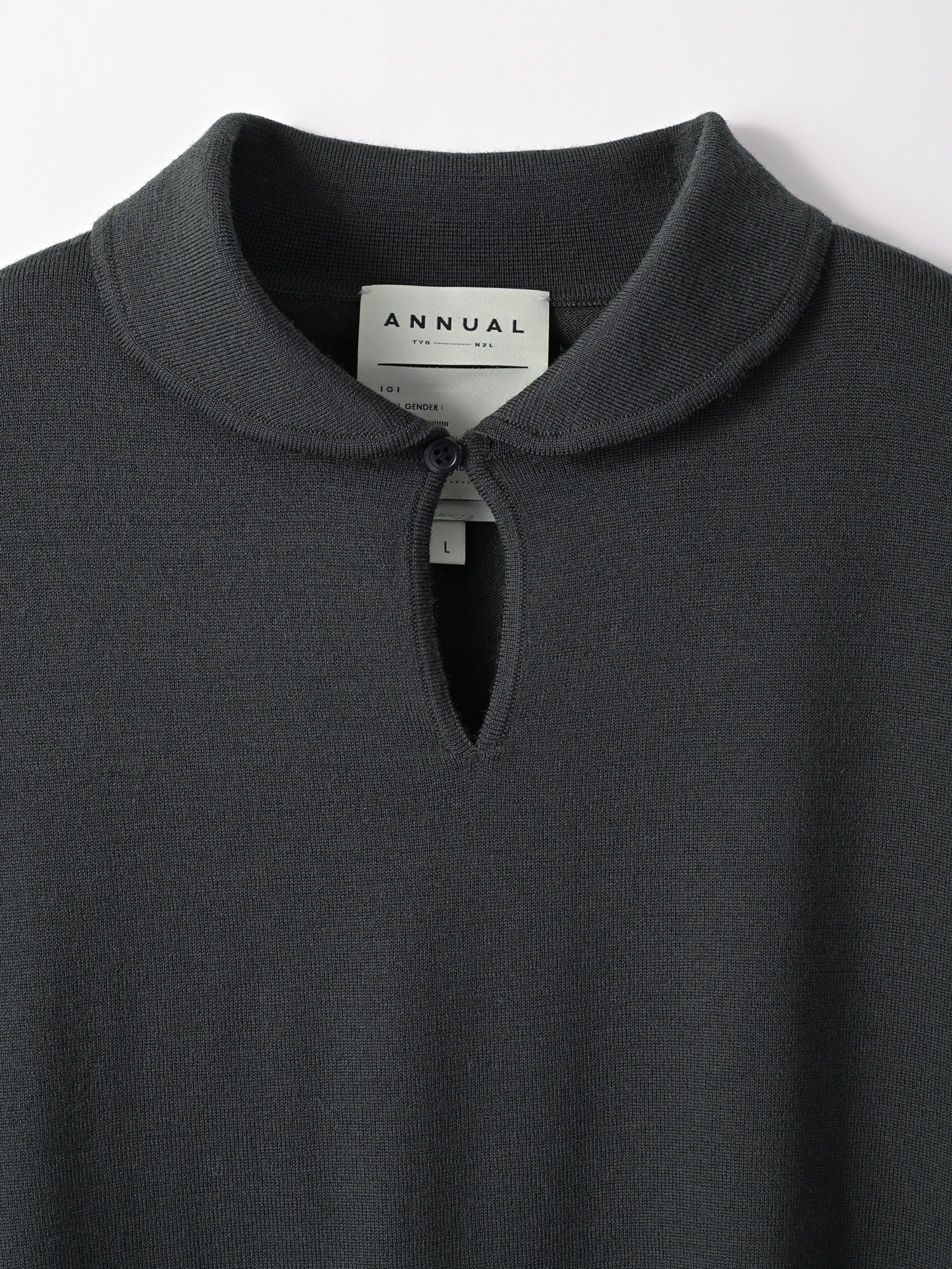 【予約】Smock knit shirtsのサムネイル8