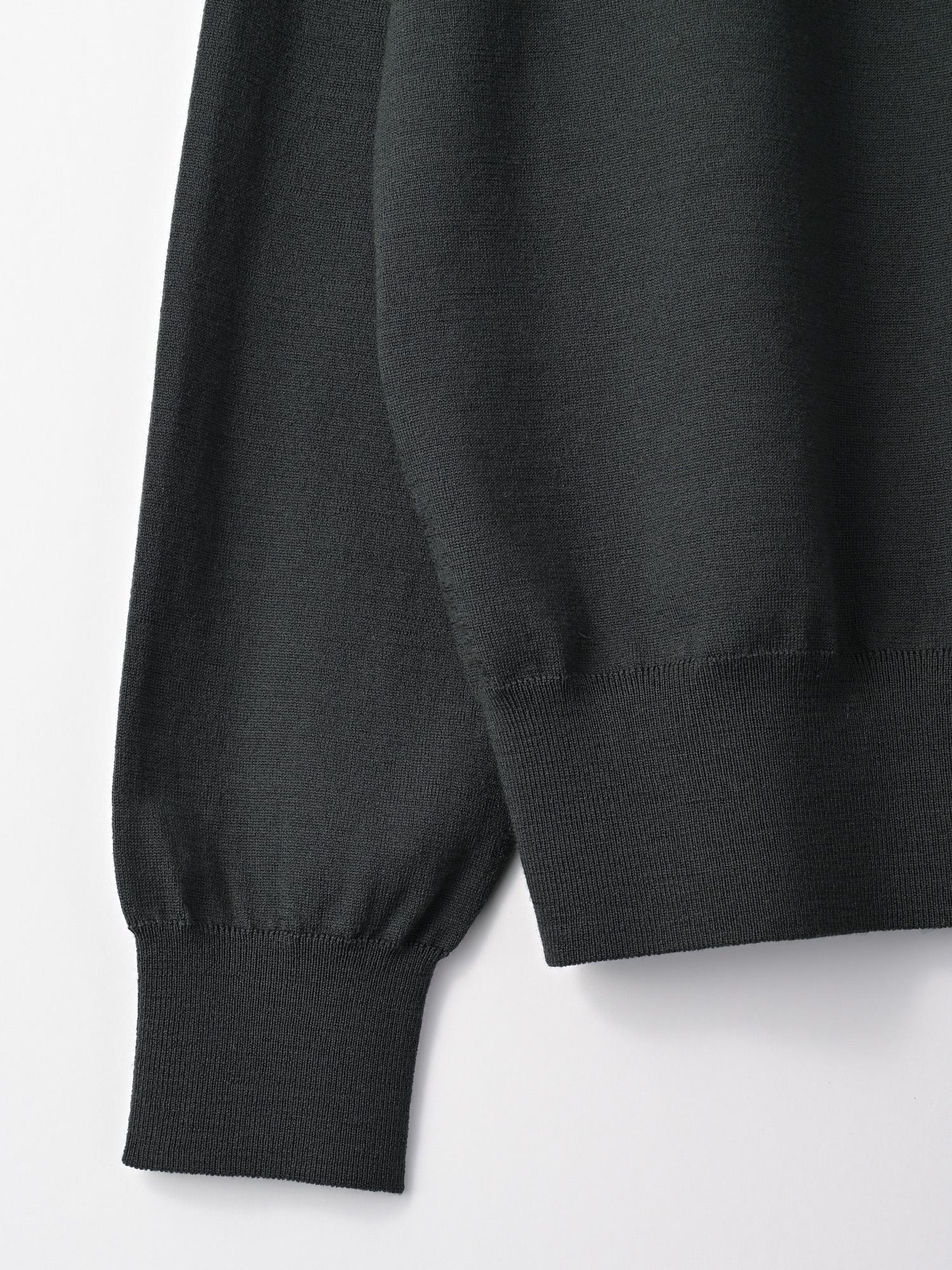 【予約】Smock knit shirtsのサムネイル9