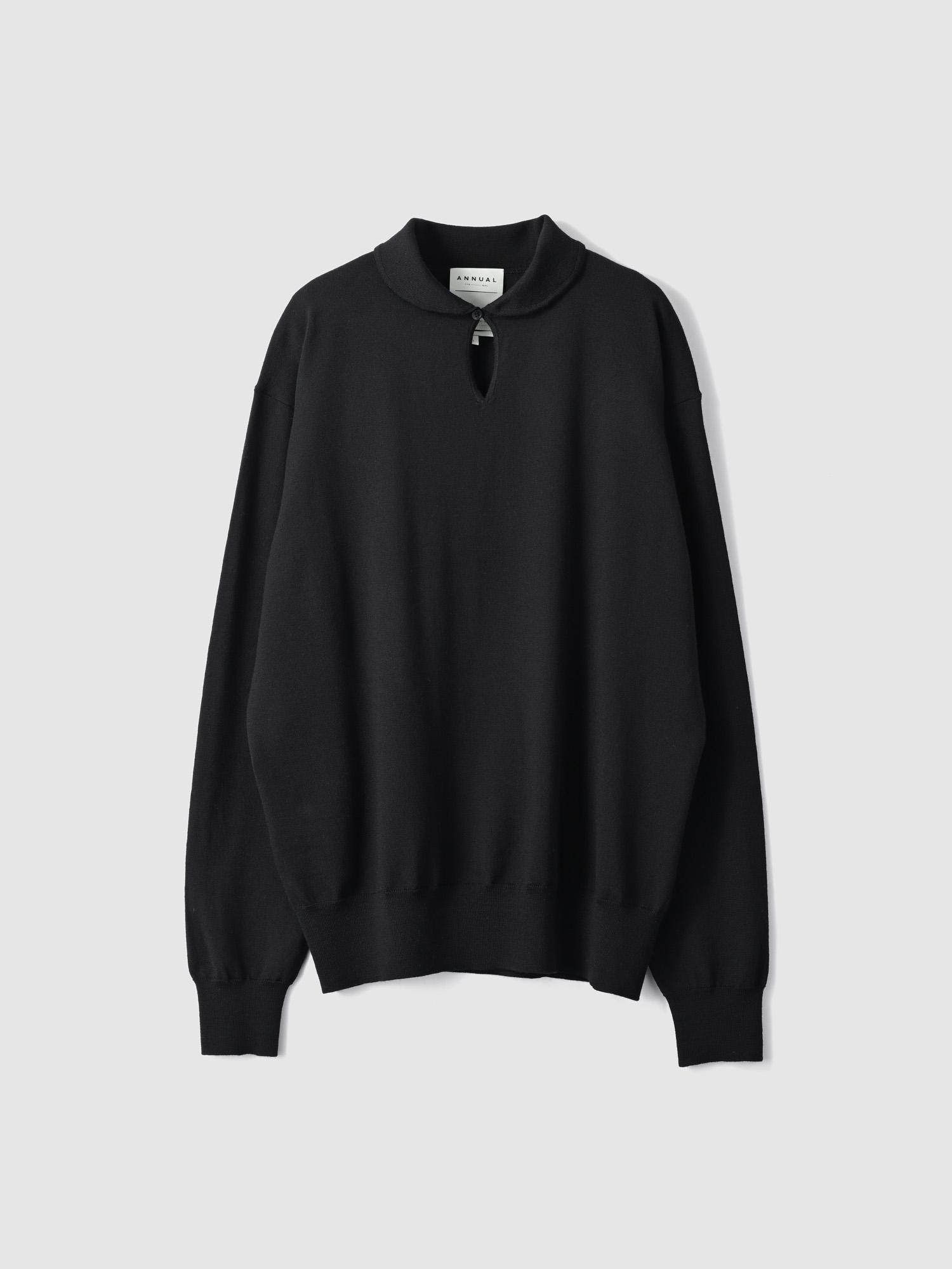 【予約】Smock knit shirtsのサムネイル1