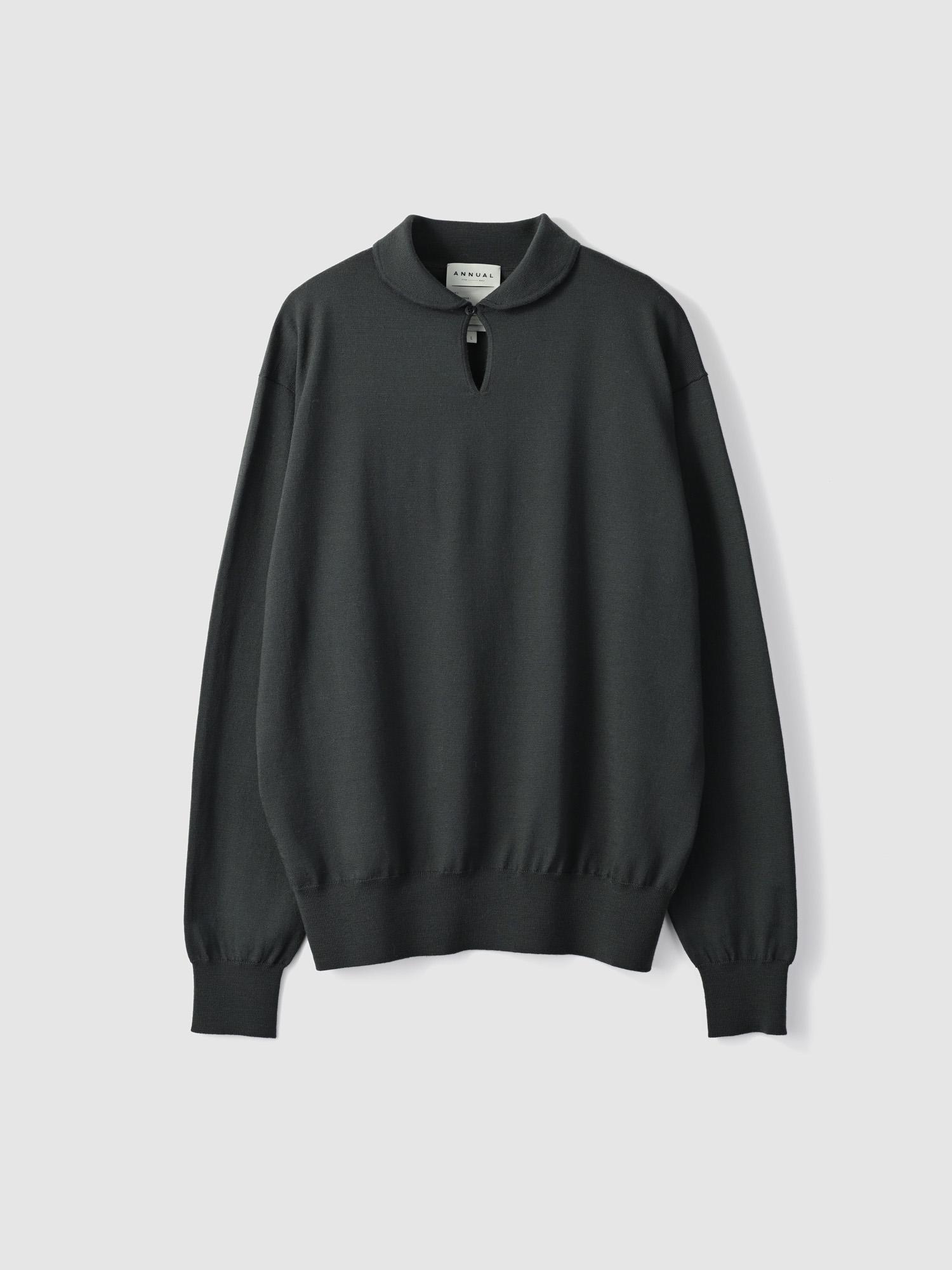 【予約】Smock knit shirtsのサムネイル0