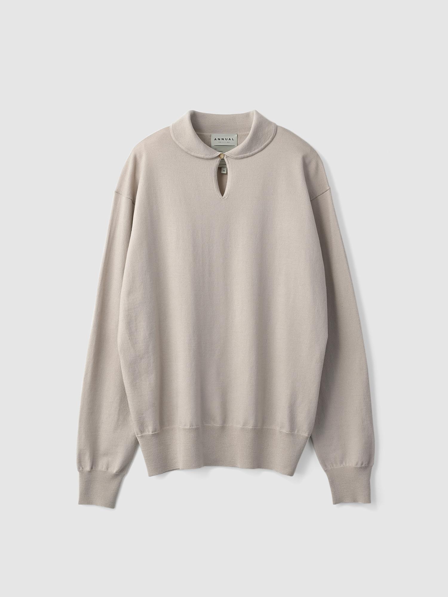 【予約】Smock knit shirtsのサムネイル2