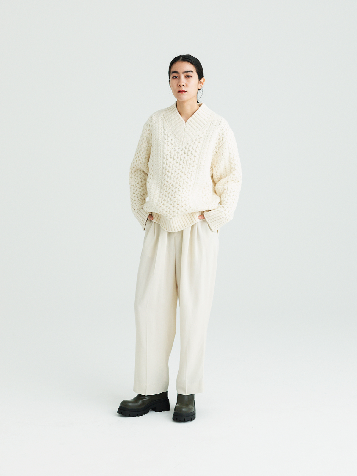 【予約】Fisherman's sweaterのサムネイル3