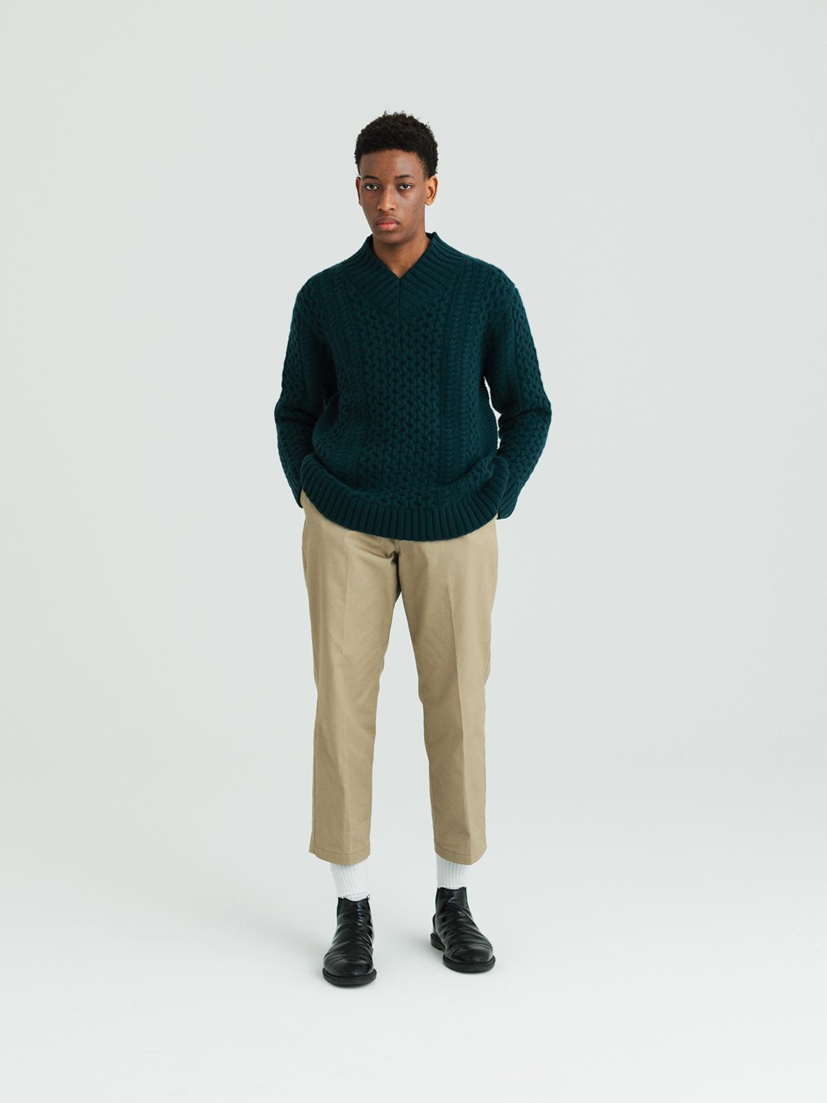 【予約】Fisherman's sweaterのサムネイル7