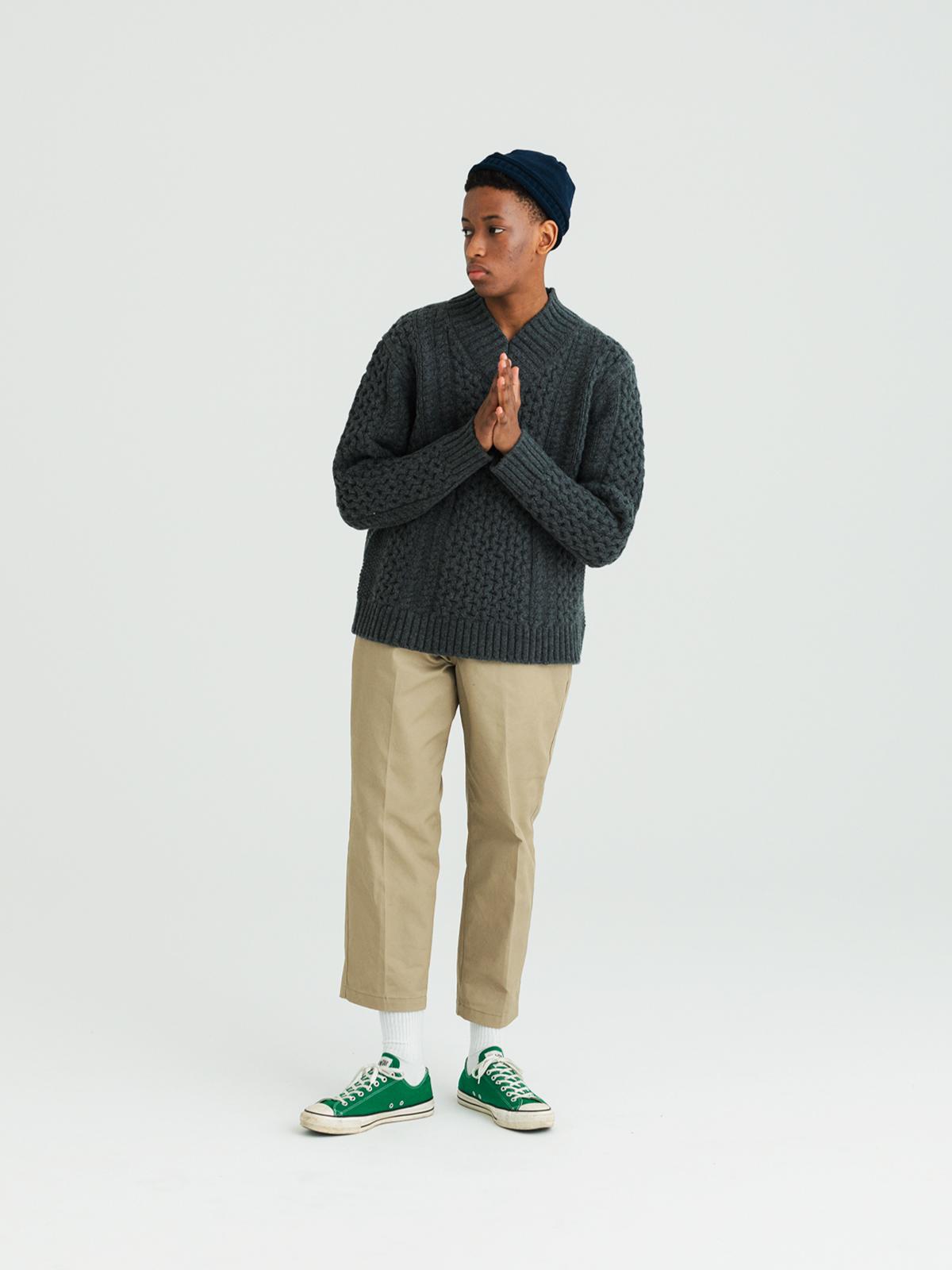 【予約】Fisherman's sweaterのサムネイル5