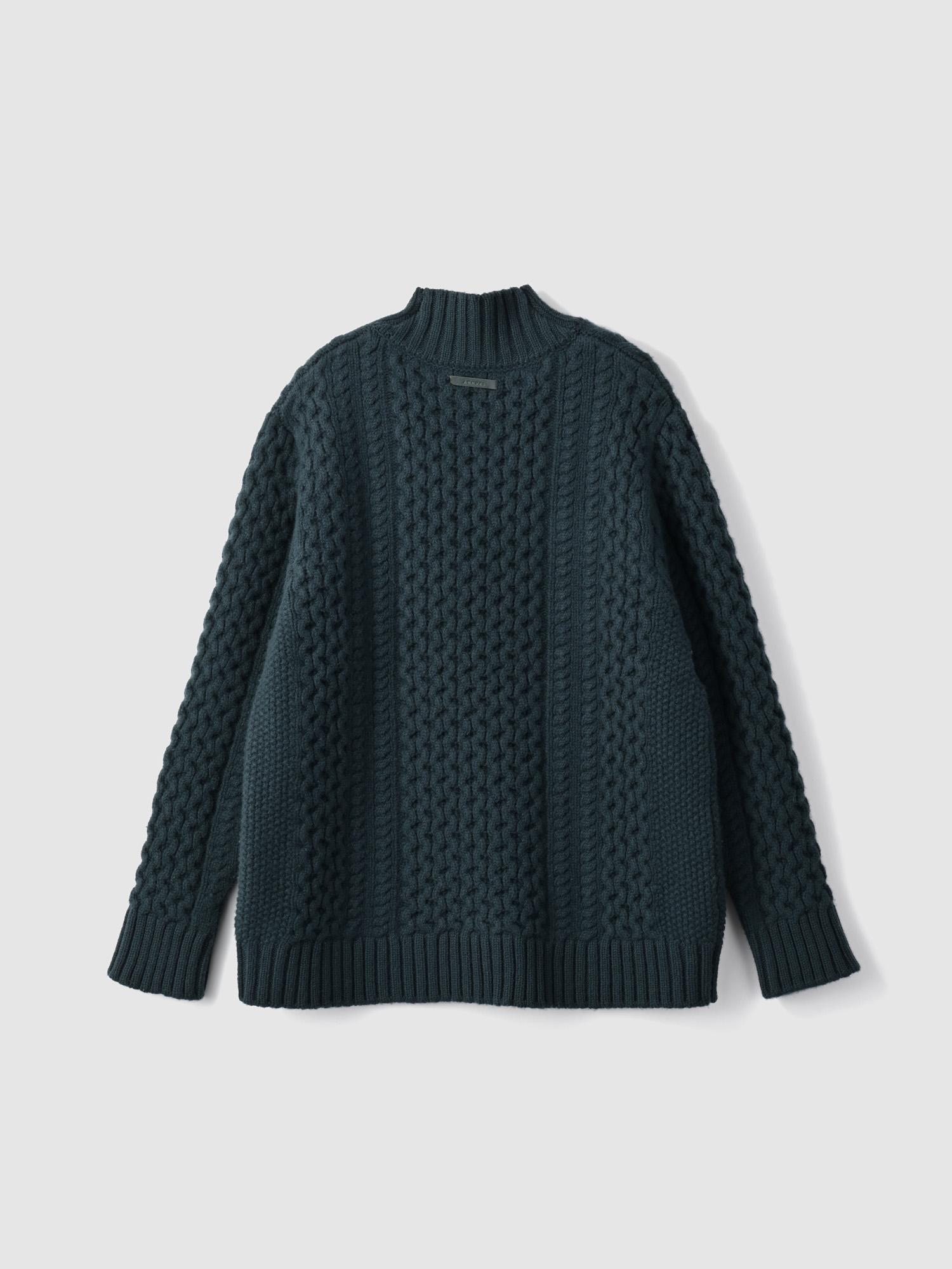 【予約】Fisherman's sweaterのサムネイル9