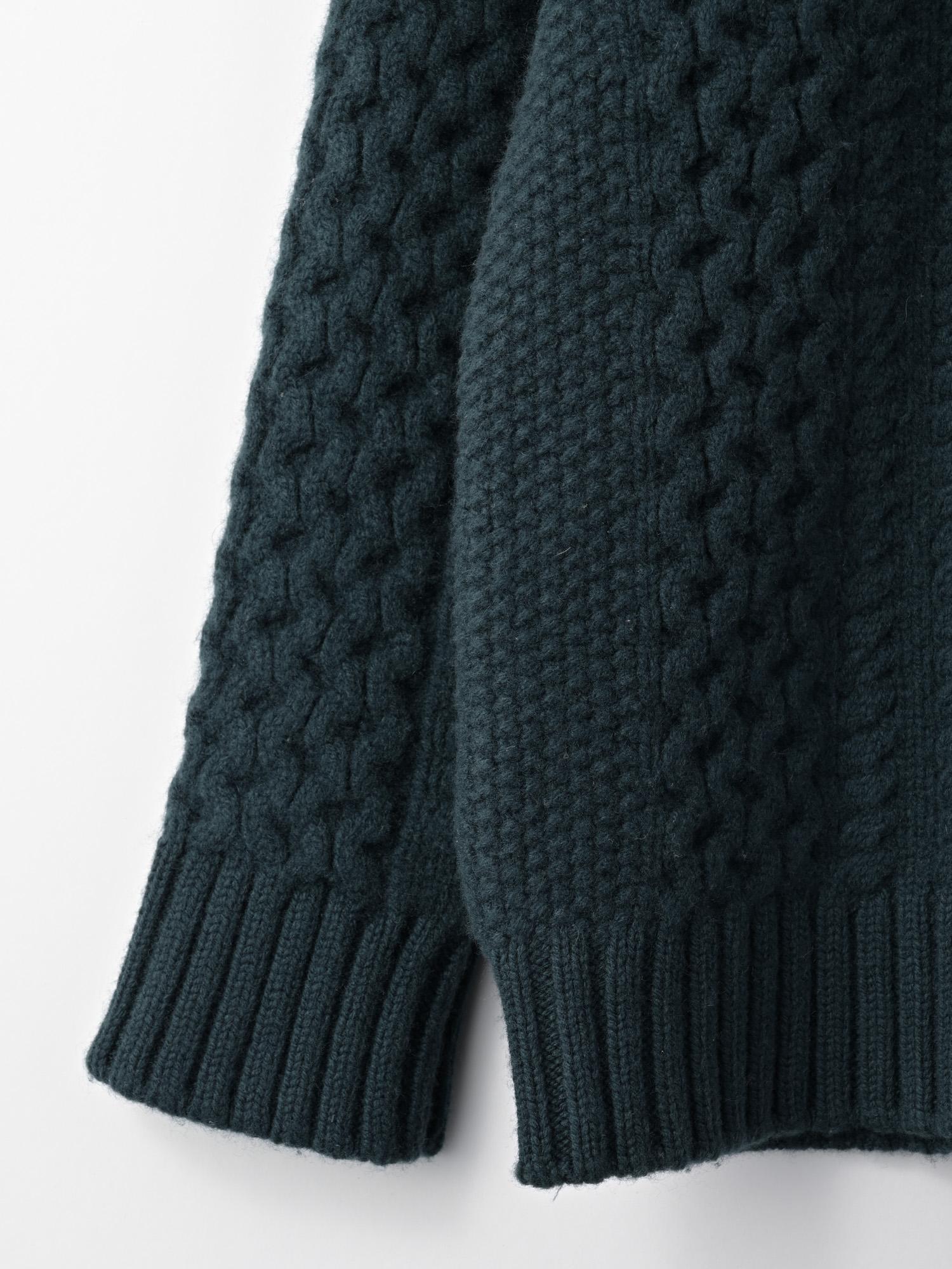 【予約】Fisherman's sweaterのサムネイル11