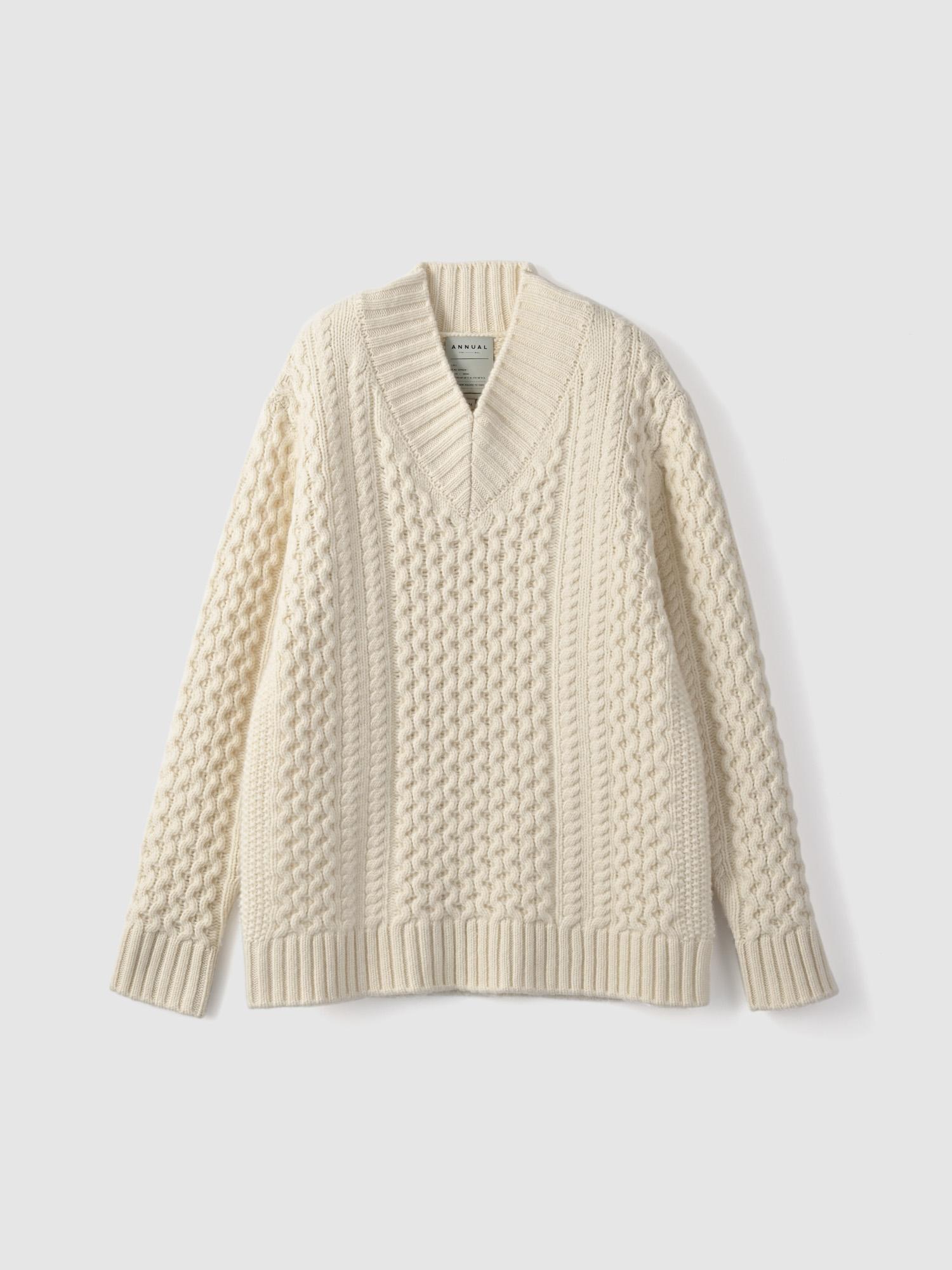 【予約】Fisherman's sweaterのサムネイル1