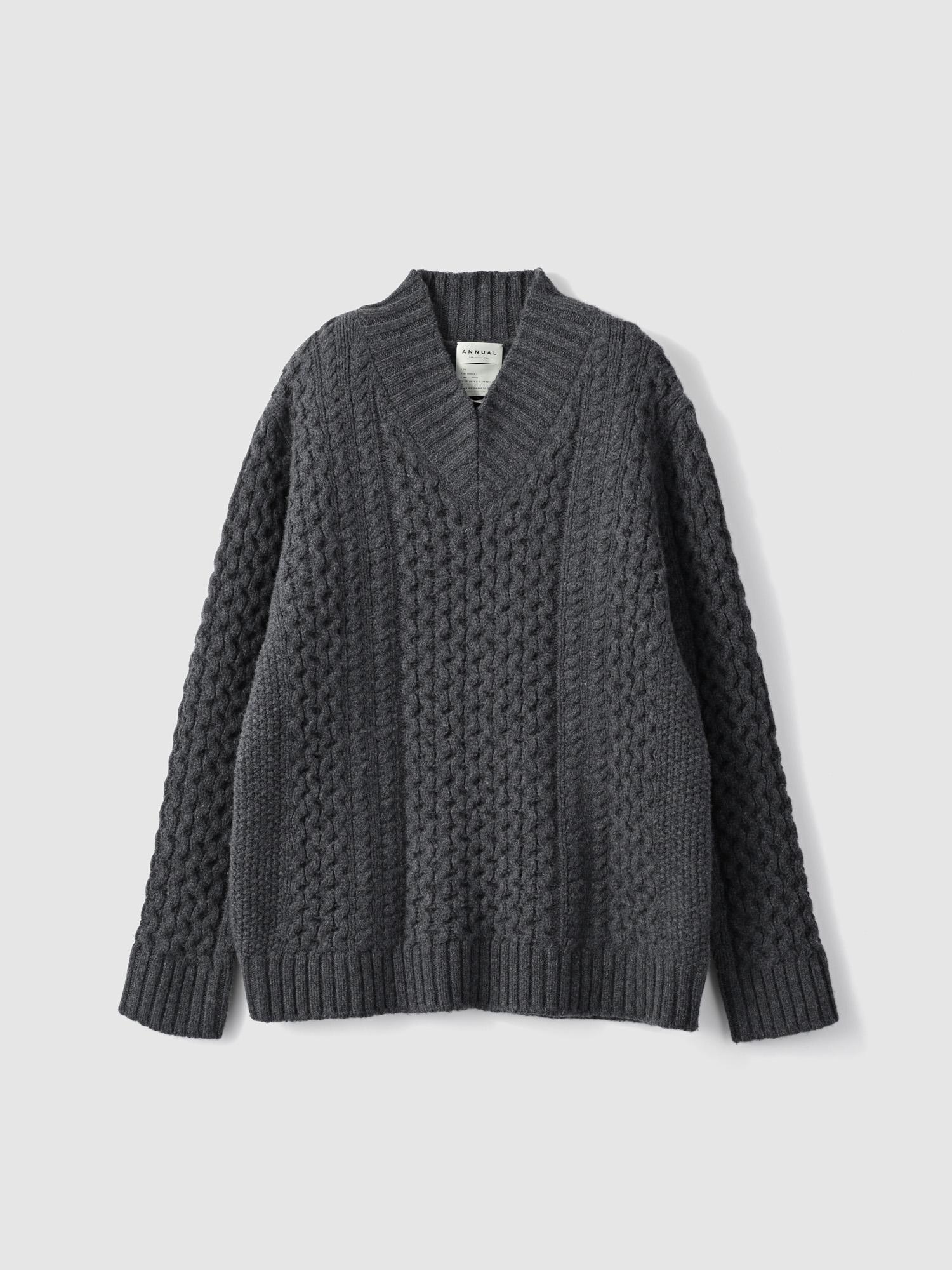 【予約】Fisherman's sweaterのサムネイル2