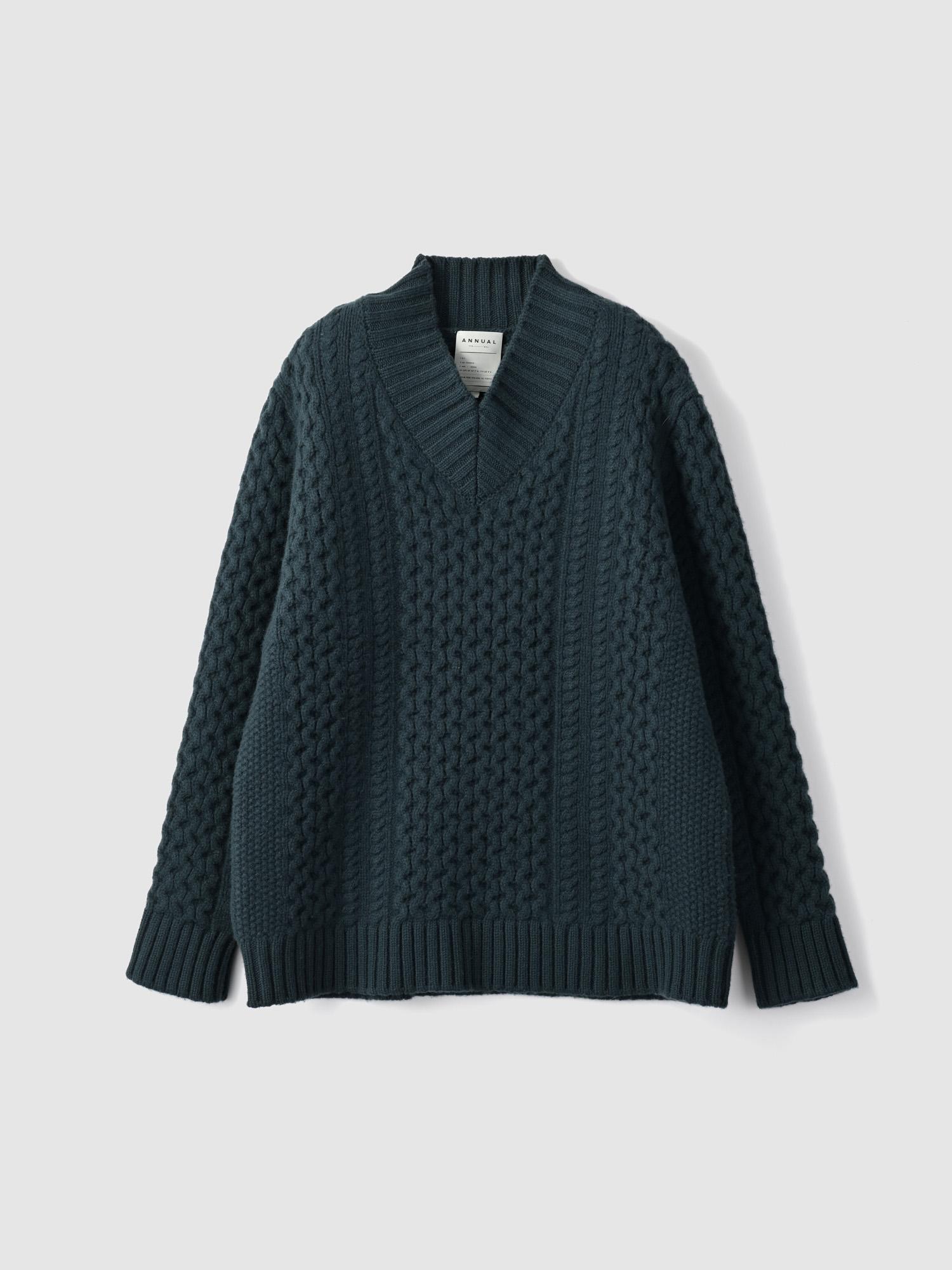 【予約】Fisherman's sweaterのサムネイル0