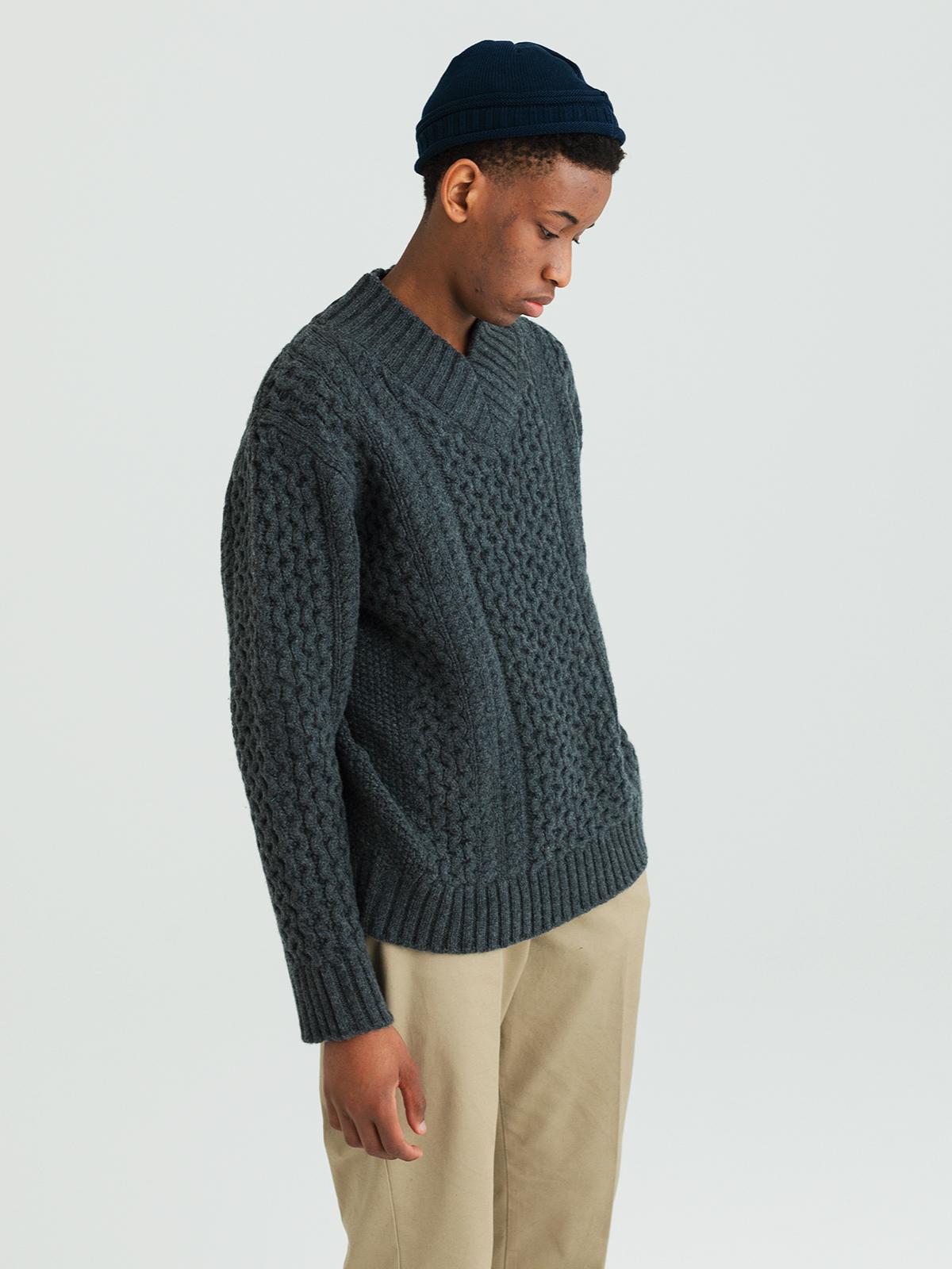 【予約】Fisherman's sweaterのサムネイル6