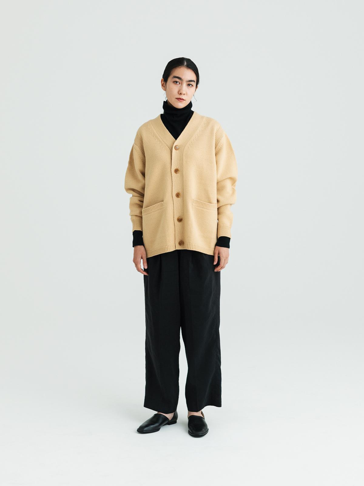 【予約】Line cardiganのサムネイル4
