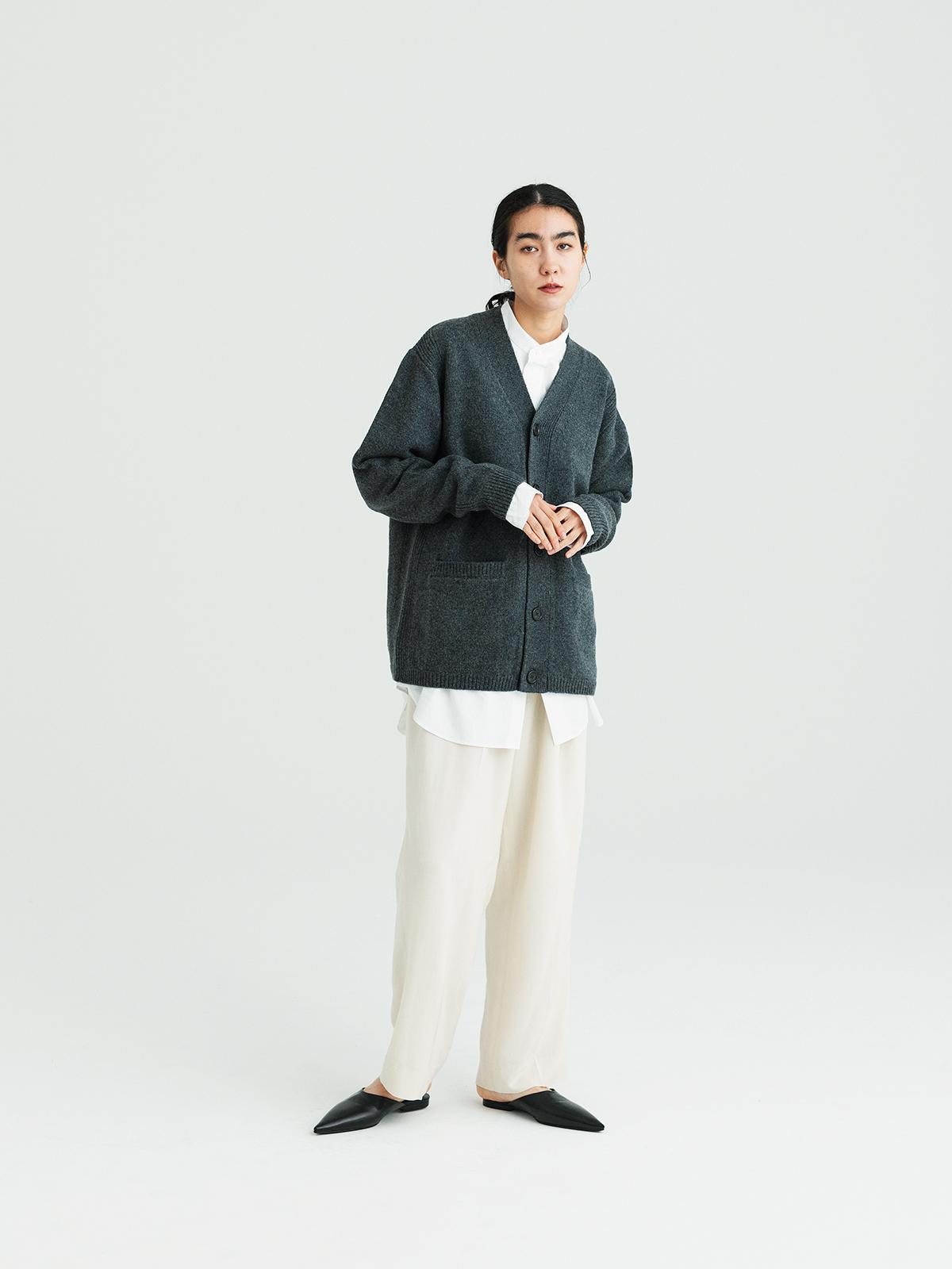 【予約】Line cardiganのサムネイル8