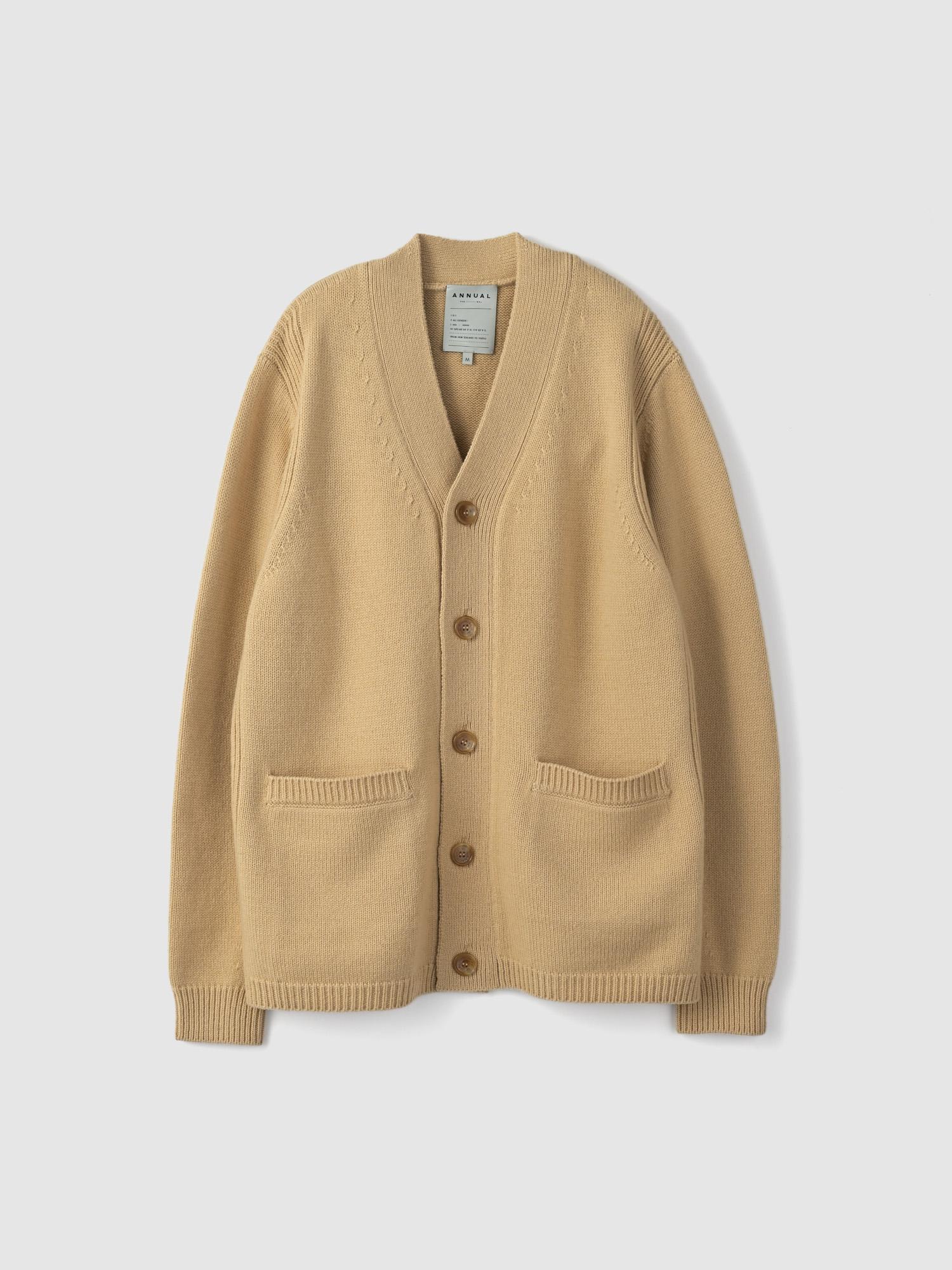 【予約】Line cardiganのサムネイル2
