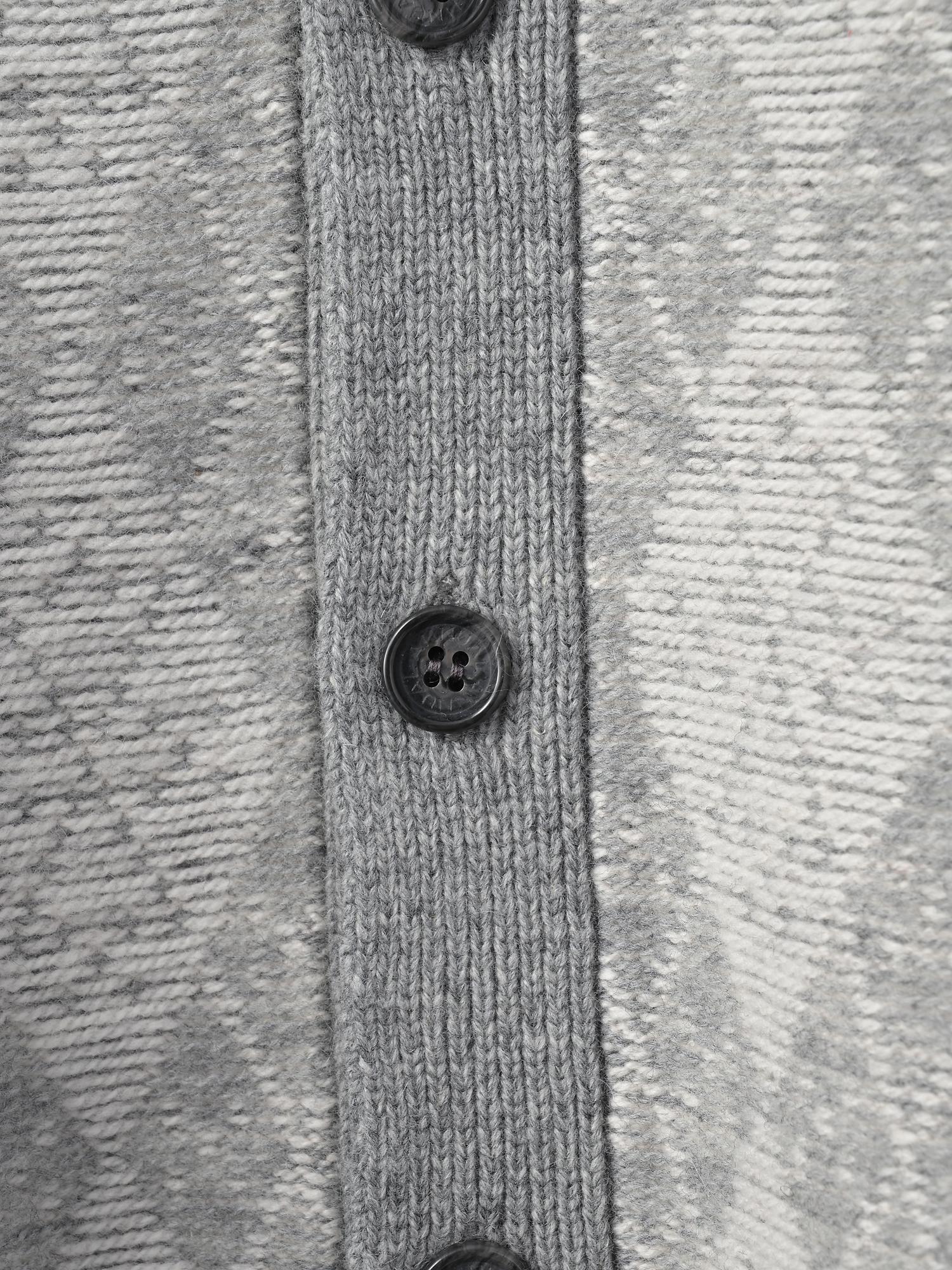 【予約】Argyle cardiganのサムネイル10