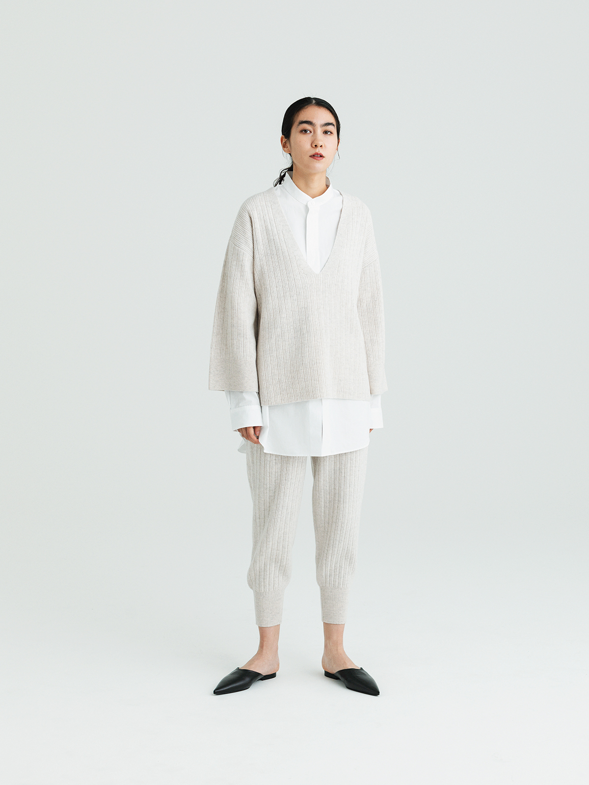 【予約】Accordion pantsのサムネイル2